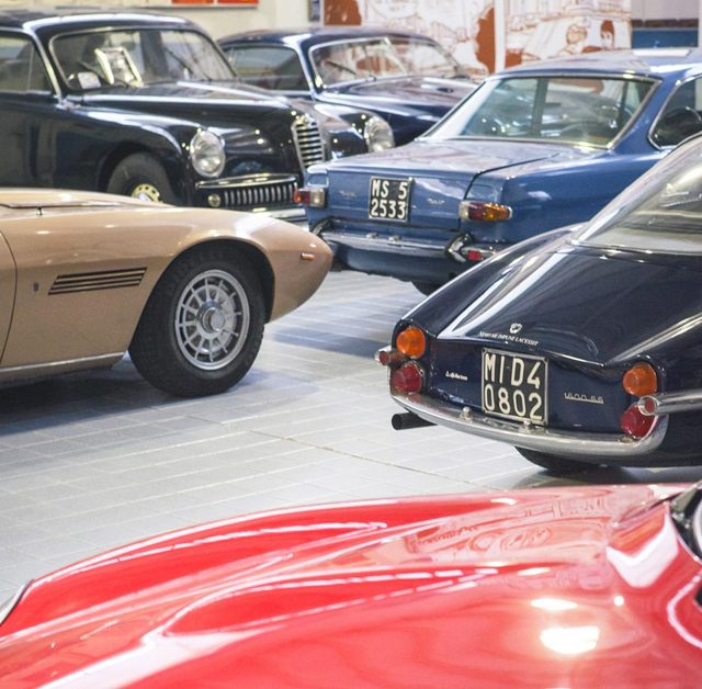 This Is The Secret Pureblood Alfa Romeo Lovers' Collection