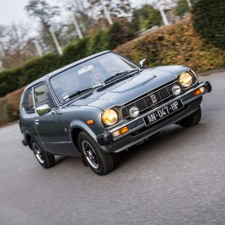 The 1975 Honda Civic CVCC Was a Spark in the Automotive Dark Ages