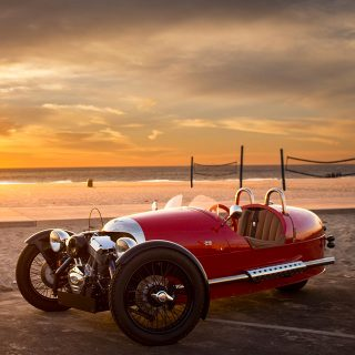 No, The Morgan 3-Wheeler Is Not Normal