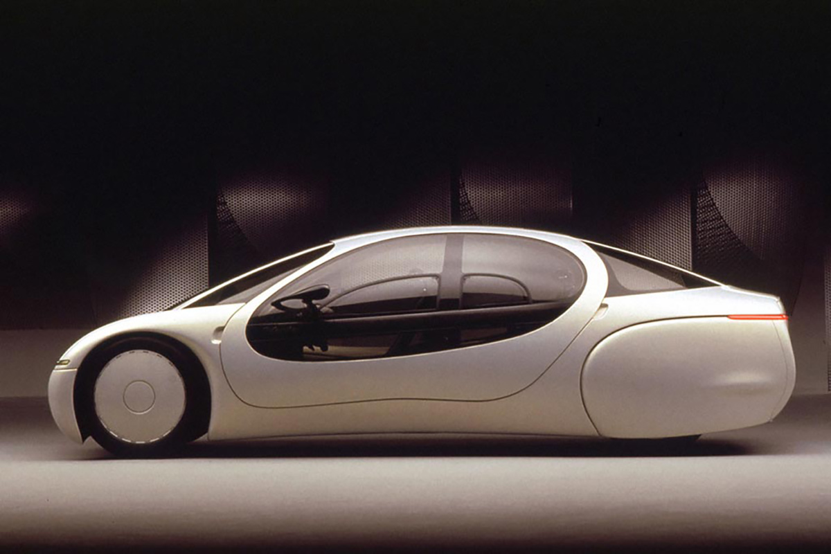 Would You Drive a Future Car of the Past? • Petrolicious