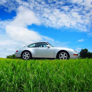 Driving Exciting New Cars Enhances Porsche 993's Appeal