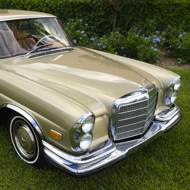 Fine Seventies Mercedes on Hemmings Now