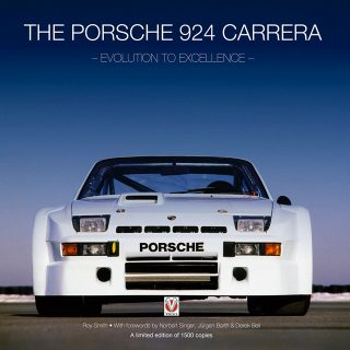 Book Review: The Porsche 924 Carrera