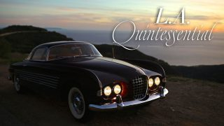 Rita Hayworth's Cadillac Ghia is Quintessential Los Angeles