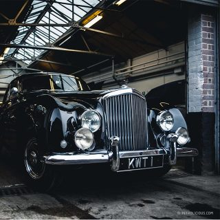 Driving A Bentley R-Type Is Exaltation