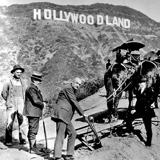 The Hollywood Sign is a Special Type of Beacon