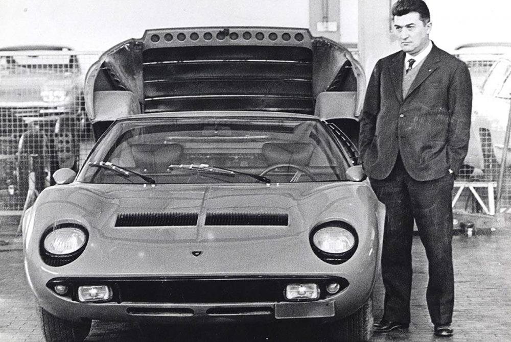 Lamborghini's Founder Was a Man Obsessed with Purposeful ...