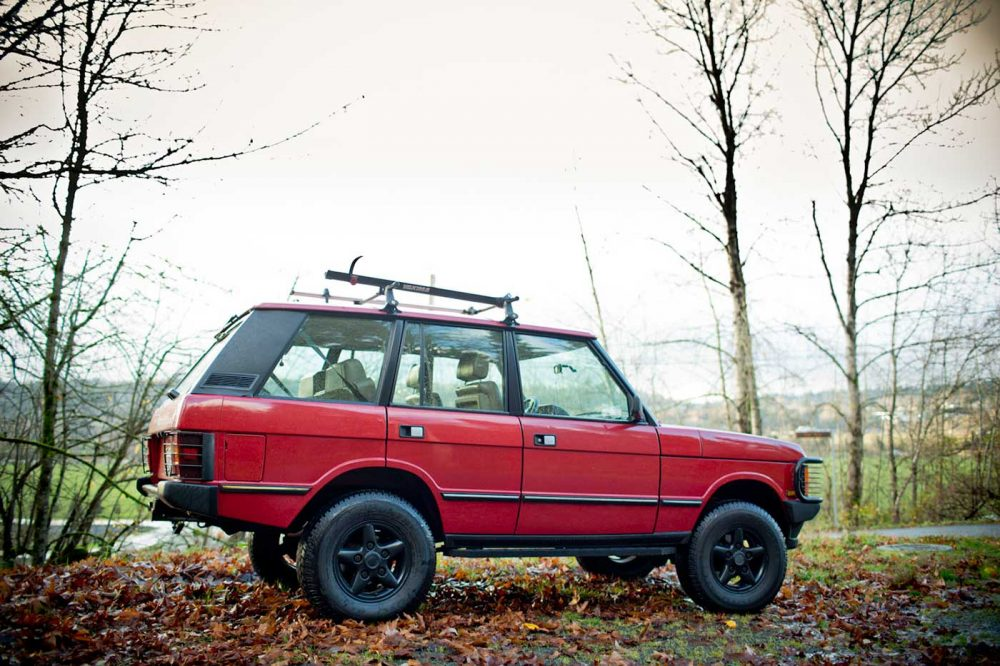 Trading Up To A Range Rover Classic • Petrolicious