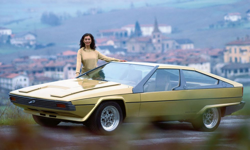 Proof That Concept Cars Were Made to Be Driven • Petrolicious
