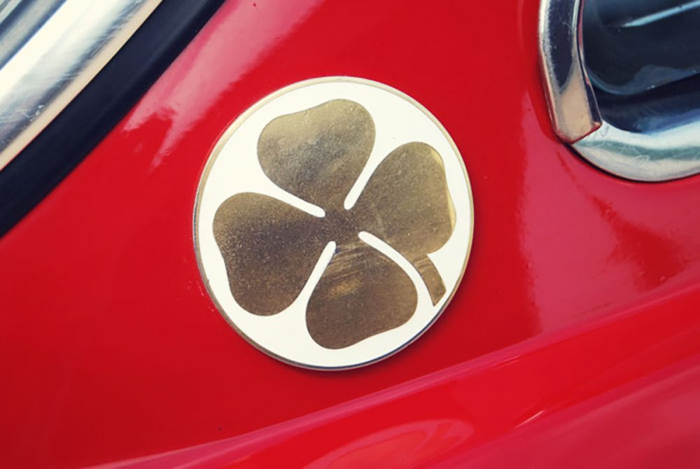 More Than Luck The Story Of Alfa Romeos Quadrifoglio Badge