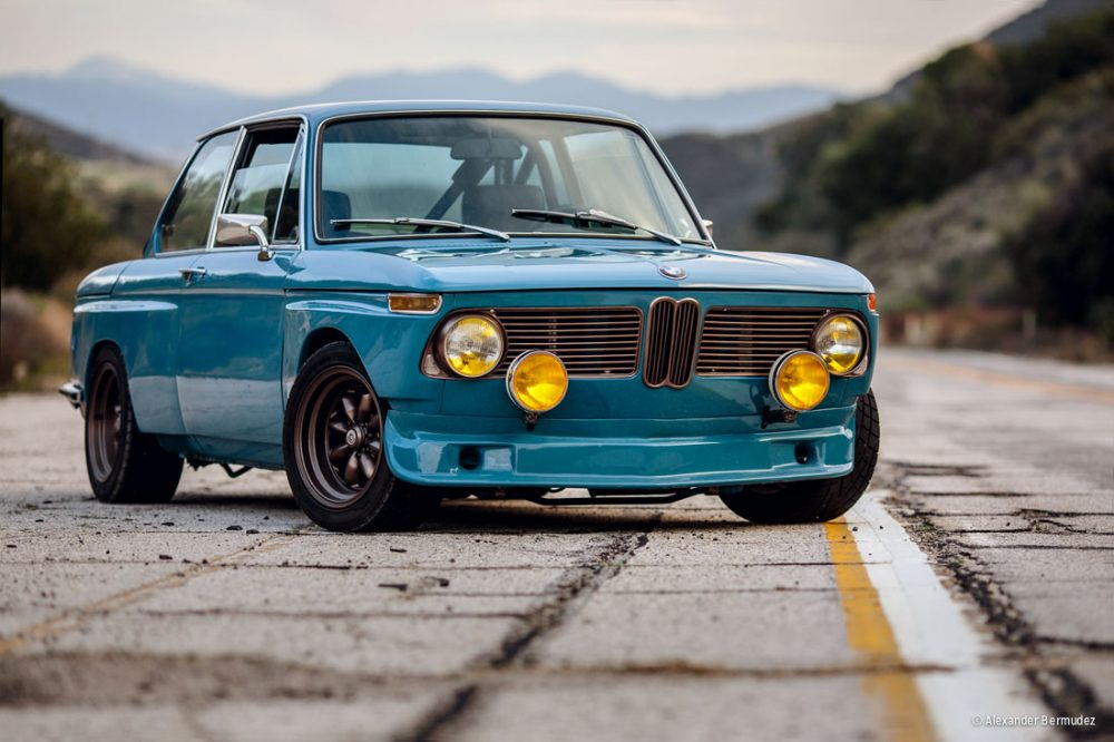 A Day Spent Carving Corners In A Tweaked BMW Petrolicious - 1971 bmw 2002