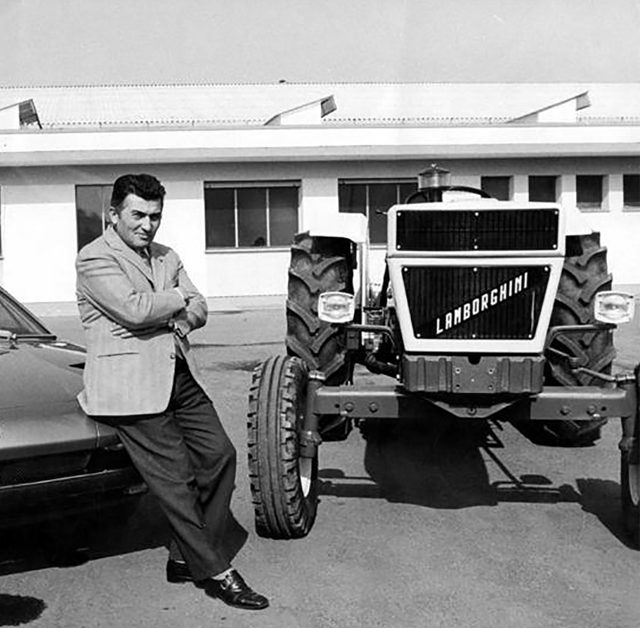 Lamborghini S Founder Was A Man Obsessed With Purposeful Perfection