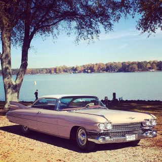 "How I Ended up with ""Pop's"" 1959 Cadillac"