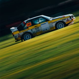 Classic Group B Rallying and More at Race Retro