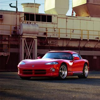Falling In Love With Dodge's Limited-Production Legend, The Viper RT/10