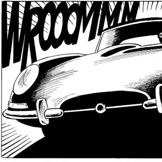 Perfect Anti-heroes: Diabolik and the Jaguar E-Type