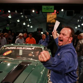 How to Sell Your Classic Car at an Auction