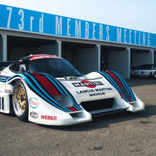 Group C Legends At The 73rd Goodwood Members' Meeting