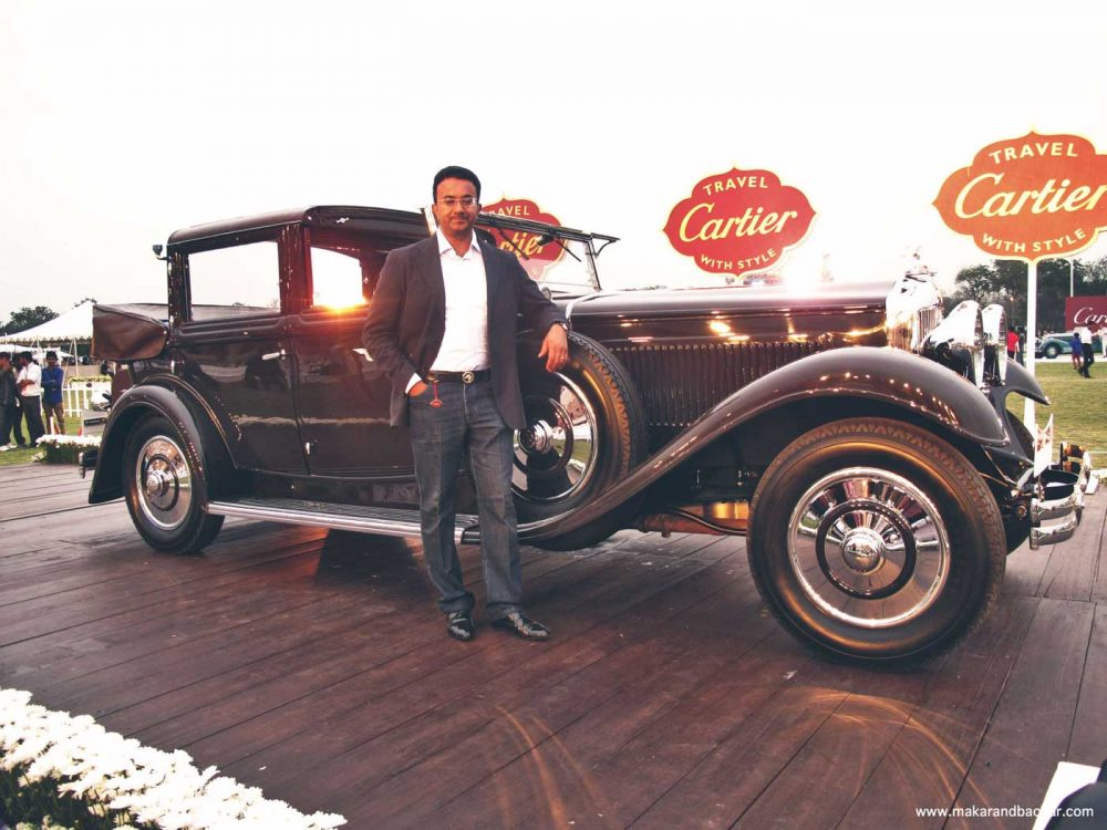 Cartier Concours d'Elegance and Magnificent Motorcars of the