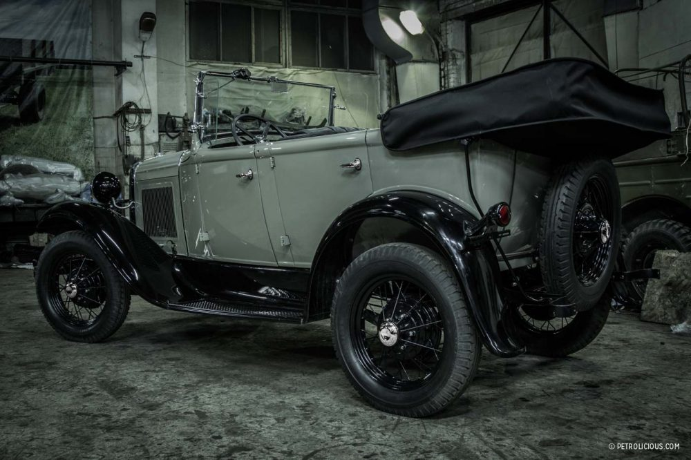 What Makes This Vintage Ford So Special? • Petrolicious