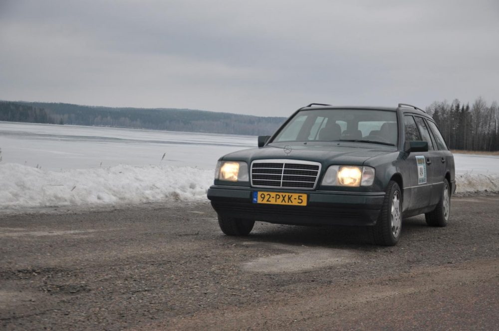 Would You Enter Your Daily Driver into a Winter Rally? • Petrolicious
