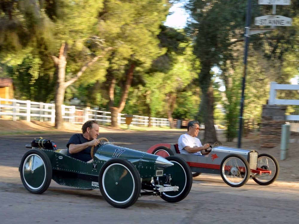 Cheap Fun And Fast You Re Going To Want A Cyclekart Petrolicious