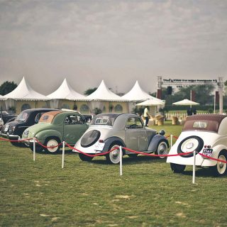 Cartier Concours d'Elegance and Magnificent Motorcars of the Maharajas