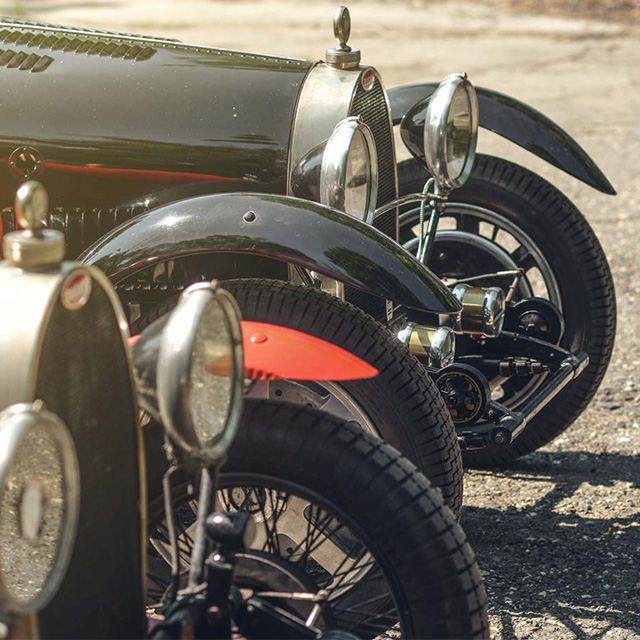 The Hunt for a Special Bugatti Type 43