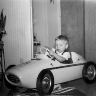 "Remembering Your Very First ""Car"""