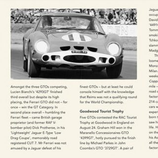 The Racing Car: Ferrari GTO