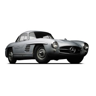 Buying a Mercedes-Benz 300 SL Gullwing …in 1970