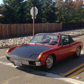 First Car, First Love: 1970 Porsche 914