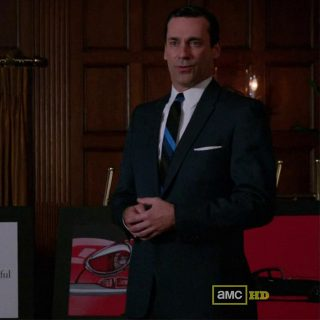 Car Ads & Mad Men