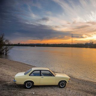 The Race to Own an Opel Kadett C, My First Classic Car