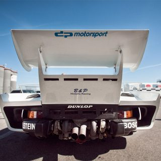 Taming the Widowmaker: Porsche 935 K3