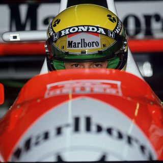 How Has Ayrton Senna Inspired You?