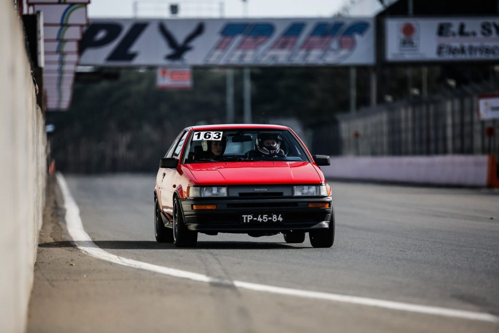 This Toyota Ae86 Practically Lives At A Race Track Petrolicious