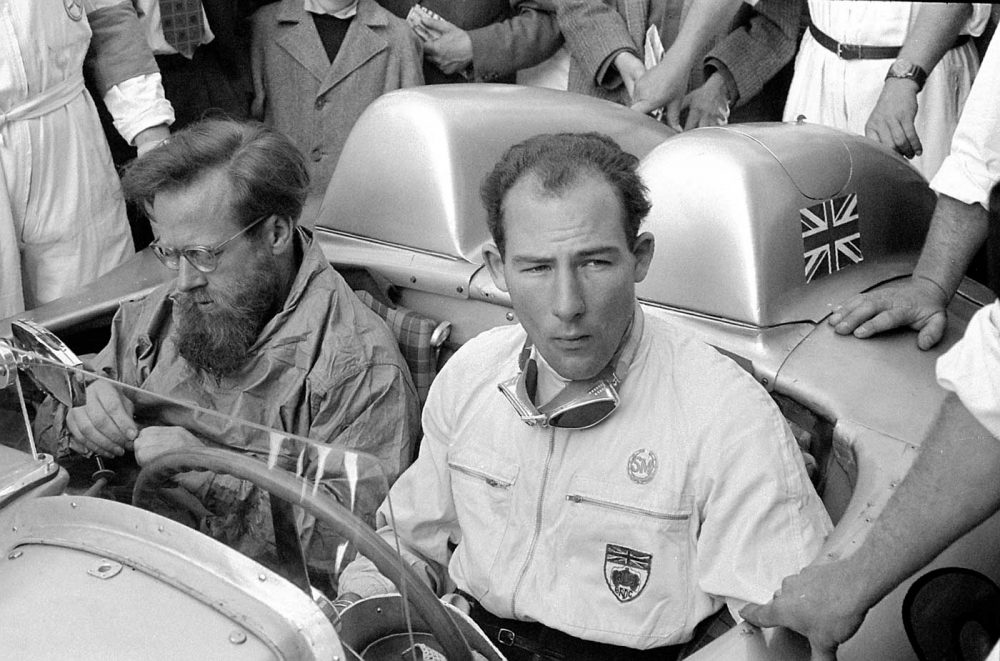 Today in history� iconic �Mille Miglia� race is reborn