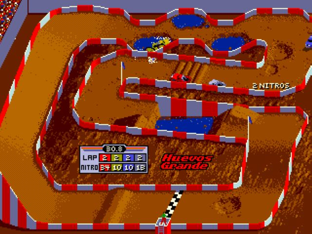 Old Arcade Race Car Games