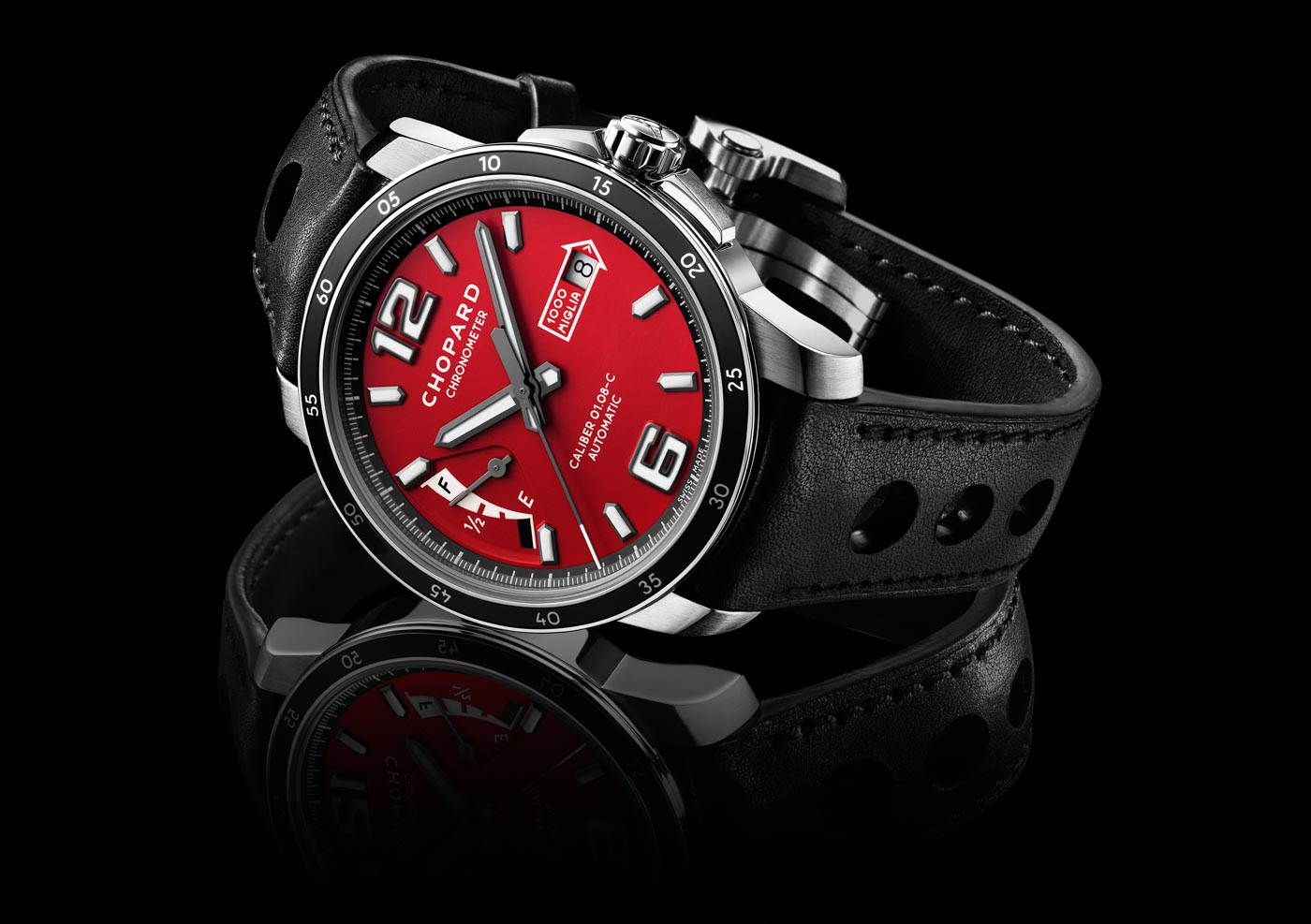 Chopard's Latest Is Inspired by The Historic Mille Miglia ...