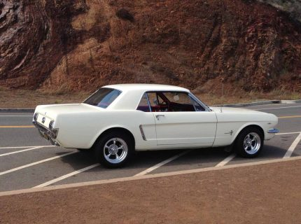 65 Ford Mustang >> Experiencing California From The Driver S Seat Of A 65 Ford Mustang