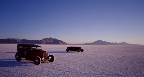 History of the Bonneville Salt Flats Captured Like You've Never Seen ...