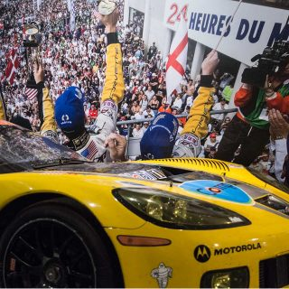 Bugs, Trophies, and Champagne: A Night with Le Mans Legends