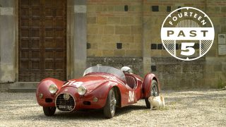 Fourteen Past Five: The Story of Jewel-Like Italian Sports Car