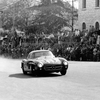 What was so special about the Mille Miglia?