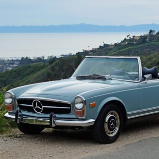 Along came a spider… 7 classic drop-tops for sale