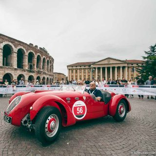 Trofeo Luciano Nicolis: It's Better to Break down Before the Mille Miglia