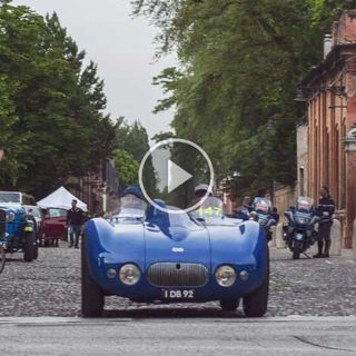 The Golden Age of Racing Comes Alive in These Videos