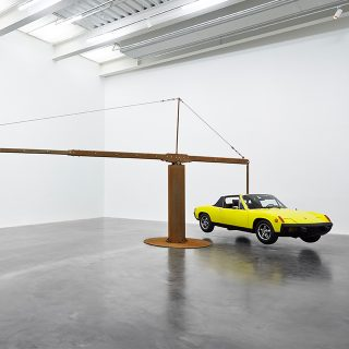 Remember Chris Burden, a Man Who Made Art with Machines