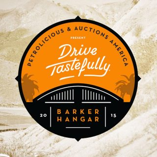 Petrolicious and Auctions America Present: Drive Tastefully Barker Hangar